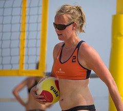 17231618 (roel.ubels) Tags: nk beachvolleybal beachvolleyball volleybal volleyball beach scheveningen sport topsport 2016
