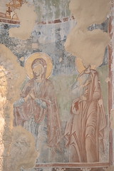 DSC_0162 (Christian and Byzantine Art and Archaeology) Tags: church churches byzantium byzantine christianity christianart road architecture art archaeology byzantinearchaeology byzantineart ancient stone building buildings ruins ancientruins museum greekart greekarchaeology saints orthodoxy orthodox wall wallart wallpainting stnicolas saintnicolas angel