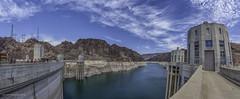 Hoover Dam 2016 03 (Juneau Biscuits (aka Len Yokoyama)) Tags: hooverdam dam engineering water electricity nevada jedgarhoover depression nikond810 nikon