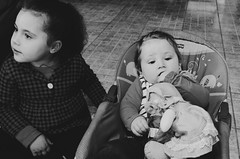 Double love (Karoline Bastos) Tags: effyb 5yearsold elled eduardae 10months menina mistery nikon nikonphotography natural nikonworld beauty braziliangirl babygirl baby brazilianchild children child childphotography close cutebaby amazing angel sweet sweetthings dark d7000 face feeling girl girls garotinha hair kid kidphotography kids light littlegirl littleprincess love littledoll loveit pretty portrait photo pb playtime toddler bw blackandwhite