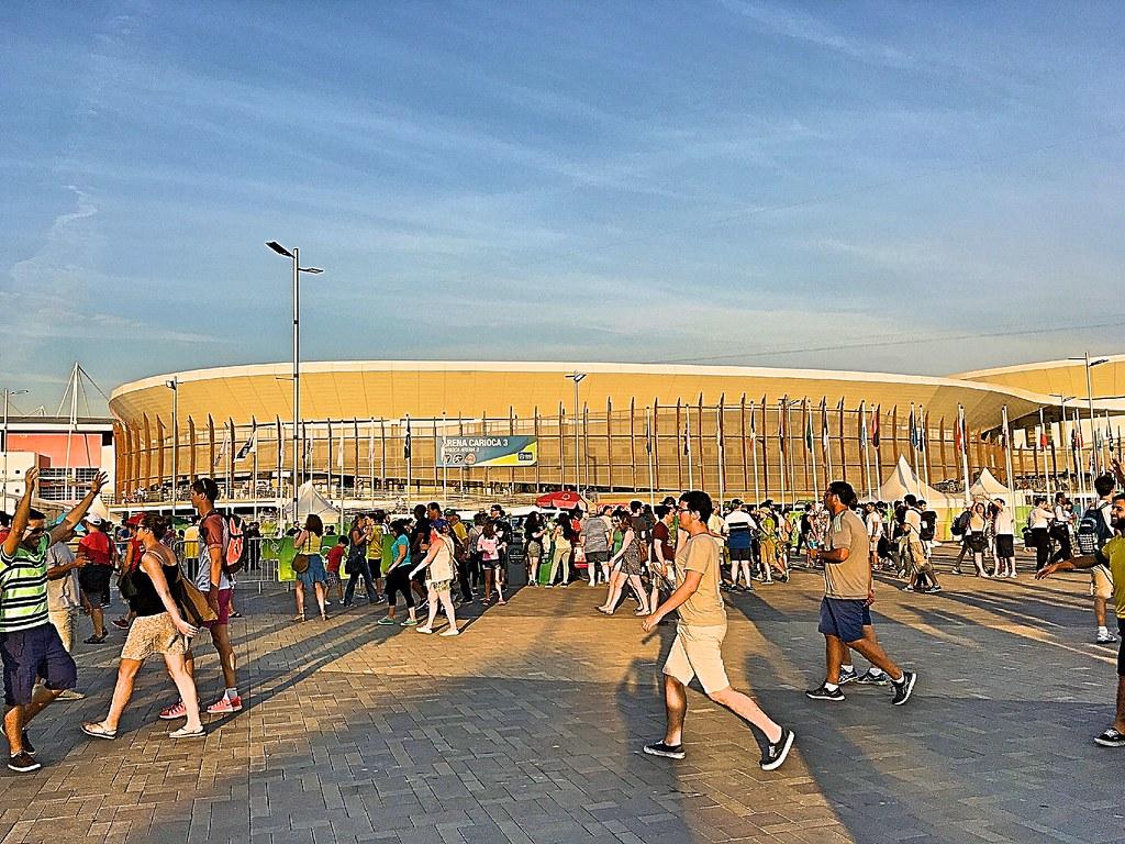 Como é ser turista-espectadora nos Jogos Olímpicos do Rio 2016