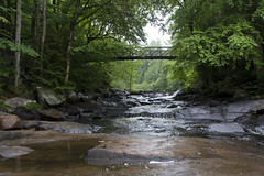 Bridge over the river (cczerneda) Tags: arrowhead