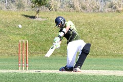U17 NSW cricket action (J.R.P) Tags: cricket nswcricket batsman bowler batting bowling