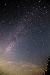 First Attempt at the Milky Way (Limes Wright) Tags: nightsky astrophotography stars milkyway