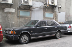 Yue Loong Nissan Cedric 830iA Brougham VIP (rvandermaar) Tags: yue loong nissan cedric 830ia brougham vip datsun nissancedric datsuncedric yueloong yueloongcedric
