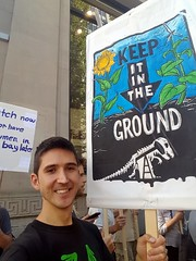 Keep it in the Ground (Canadian Veggie) Tags: nokm keepitintheground protest sign kindermorgan pipeline me tarsands