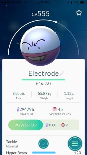 龍德工業區抓閃電球