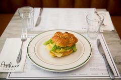 010-arthurs-photo susan moss (The Montreal Buzz) Tags: montreal quebec canada susan moss arthurs restaurant nosh plat repas sandwich vert jaune djeuner