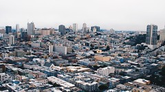 San Fransisco (Alyssa Drabik) Tags: discover explore traveling travel coittower cityscape canont5i canon alyssadrabik city sanfransisco