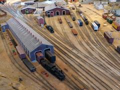 Railroad & Ferry Museum 4/5 (Jef Poskanzer) Tags: tiburon tiburonrailroadferrydepotmuseum museum model geotagged geo:lat=3787255 geo:lon=12245214 trains t