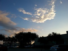 Morning clouds (Dances in Storms) Tags: clouds cloud morning dawn sunrise sky photograph photo photos photographs photography phone cellphone digital