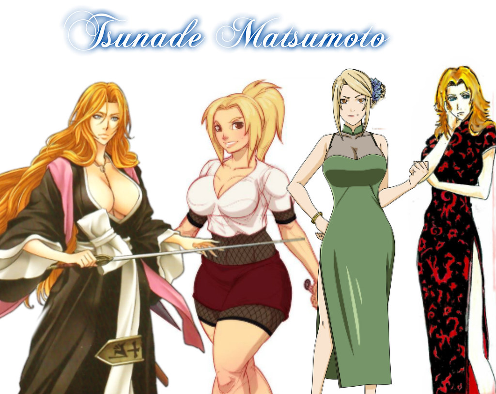 The World's most recently posted photos of tsunade ...