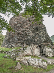 Dun Telve (Graham Maxwell) Tags: broch dun telve ancient monument historic scotland stone glenelg highland highlands uk invernessshire ruin