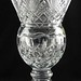 4007. Waterford Lismore Thistle Vase