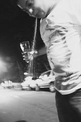 chillin'out (Felipe Beanz) Tags: life street boy party portrait bw white man money black cute love cup water beautiful car fashion brasil shirt lights glasses cool do all shot know awesome gray grain handsome clothes momento single campo brazilian slip paulo reggae festa sao bernardo hoes niggas blackwhitephotos felipecarvalho3
