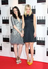 The Elle Style Awards 2013 held at the Savoy - press room Featuring: Andrea Riseborough and Alice Eve