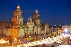 Catedral Metropolitana de la Asunción de María, Mexico City