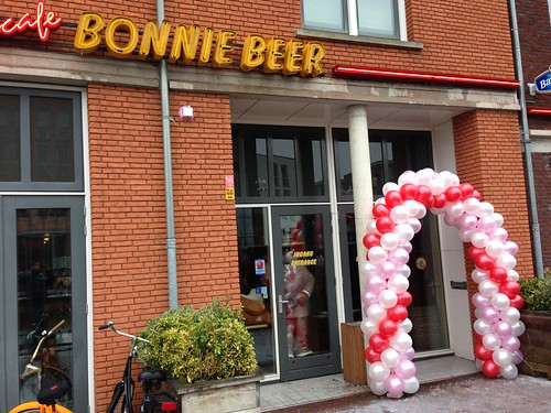 Ballonboog 6m Valentijnsdag Bonnie Beer Spijkenisse
