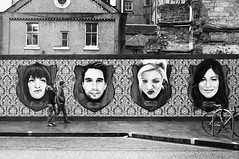 Faces (Explore) (Nick Lambert!) Tags: street blackandwhite bw scotland fuji faces glasgow streetscape nicklambert fujix100 fujinonasphericallens