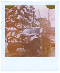 ben (jeremy pettis) Tags: film wisconsin polaroid cafe 600 milwaukee slr680 fuel riverwest