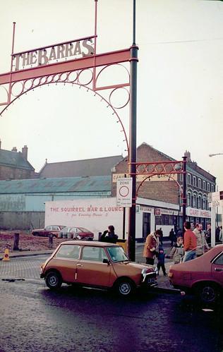 Stevenson Street 1980s