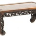 5022. Chinese Hardwood Tea Table
