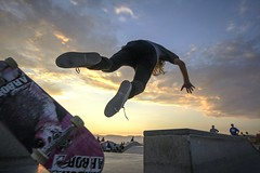 airborne (JKG II) Tags: life california venice sky sun motion beach beauty kids concrete high amazing cool sand poetry paradise skateboarding action path awesome ngc wheels line carve skate thrash decks lostangeles grind stunts thepinnaclehof kanchenjungachallengewinner kanchenjungawinner tphofweek191