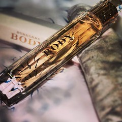 # :    (   ).. ..  #  !   ..#     #Perfume#Memories#body#burberry (~ it's OvEr) Tags: square squareformat mayfair iphoneography instagramapp uploaded:by=instagram