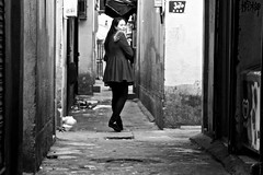 the stories only she knows (MdKiStLeR) Tags: china street urban bw woman public look private alley waiting asia looking shanghai time candid working dirty fate lane accept timeless acceptance decisions qibao urbanx 2013 mdkistler asharedmomentintime thestoriesonlysheknows
