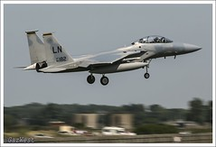 F-15D EAGLE 86-0182 (Gaz West) Tags: belonging 493rd fighter squadron grimreapers 48th wing based raf lakenheath f15d eagle 860182 interesting explore explored