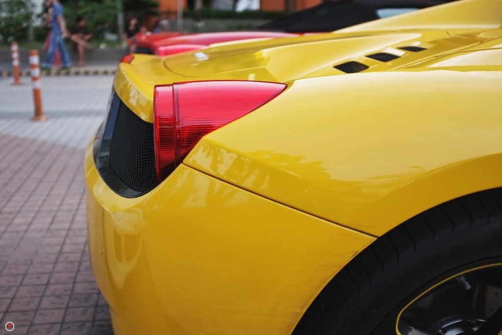 Ferrari F458 Spider