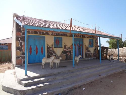 Berbera city, Somaliland