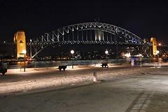 Sydney Harbour Bridge (oxfordblues84) Tags: bridge night evening nightlights au sydney australia circularquay nsw newsouthwales sydneyharbour afterdark sydneyharbourbridge thecoathanger