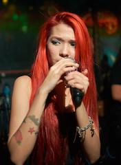 DSCF1845C1 (Brad HK) Tags: music rock bar hongkong live performance band bands cover roll filipino