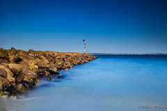 25.11.12  Brighton Le Sands beach Sydney (ibbyhusseini) Tags: longexposure sunset red seascape canon landscape photography sydney australia brightonlesands leefilters 5dmkiii