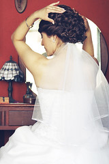 Bride (Homero.Montemayor) Tags: wedding portrait beautiful fashion mxico de photography bride casa los dress retrato retro homero barrio antiguo abuelos novia novias roco montemayor