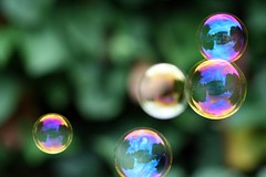 Bubbles (sramses177) Tags: soap bubbles bubble reflexions seifenblasen