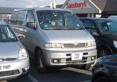 1996 Mazda Bongo Friendee 4WD (dgk_88) Tags: bongo 1996 4wd mazda friendee