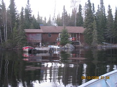Power Bayh (Blu, Enid) Tags: cabins mcinneslake powerbay