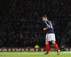 2013 World Cup Qualifier Scotland v Wales Mar 22nd (vagelisgeo) Tags: sport wales scotland football glasgow soccer worldcup sporting hampdenpark groupa 2013 qulaifier