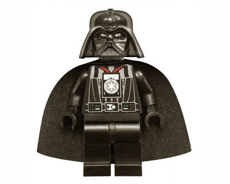 LEGO Star WarsThe Empire Strikes Out 限定黑武士人偶