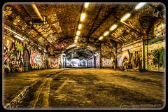 HDR Leake Street Tunnel (Suggsy69) Tags: london art graffiti nikon waterloo hdr leakestreet d5100