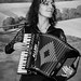 Carol Isaacs, piano accordion - London Klezmer Quartet