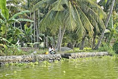 Alleppey_India_ 9 (peteypistolero) Tags: travel india kerala backwaters onone alleppey keralabackwaters travelphotography travelphotos peteypistolero aperture3 canont2i canonrebelt2i peteschnell