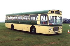 Preserved Sunderland Corporation Leyland Panther Strachans 53 FBR53D at Showbus (Mark Bowerbank) Tags: corporation preserved 53 panther leyland sunderland showbus strachans fbr53d