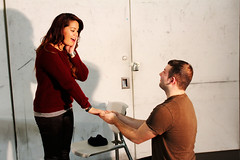 The Marriage Proposal (AlconabaC) Tags: friends portrait portraits classmate practice