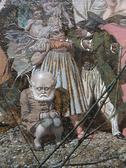 Detail from The Fairy Feller's Master-Stroke (1855-64) (failing_angel) Tags: london tatebritain millbank lonodn cityofwestminster richarddadd thefairyfellersmasterstroke 290313