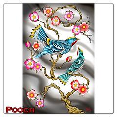 #birdtattoo #cherryblossom #cherryblossomtree #sparrows #swallows