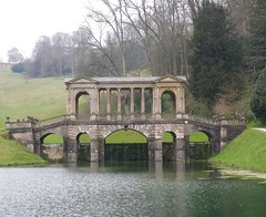 The Palladian Bridge, Prior Park, Bath (Elouise2009) Tags: park bath prior palladianbridge