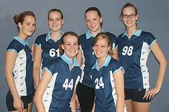 2007 Meisjes A1 - Tr. Sijvert de Boer